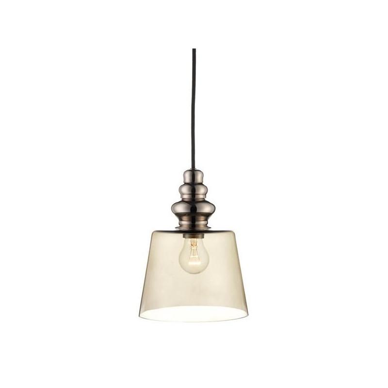 Design by Us Pollish Pendant Lamp Smoke Medium