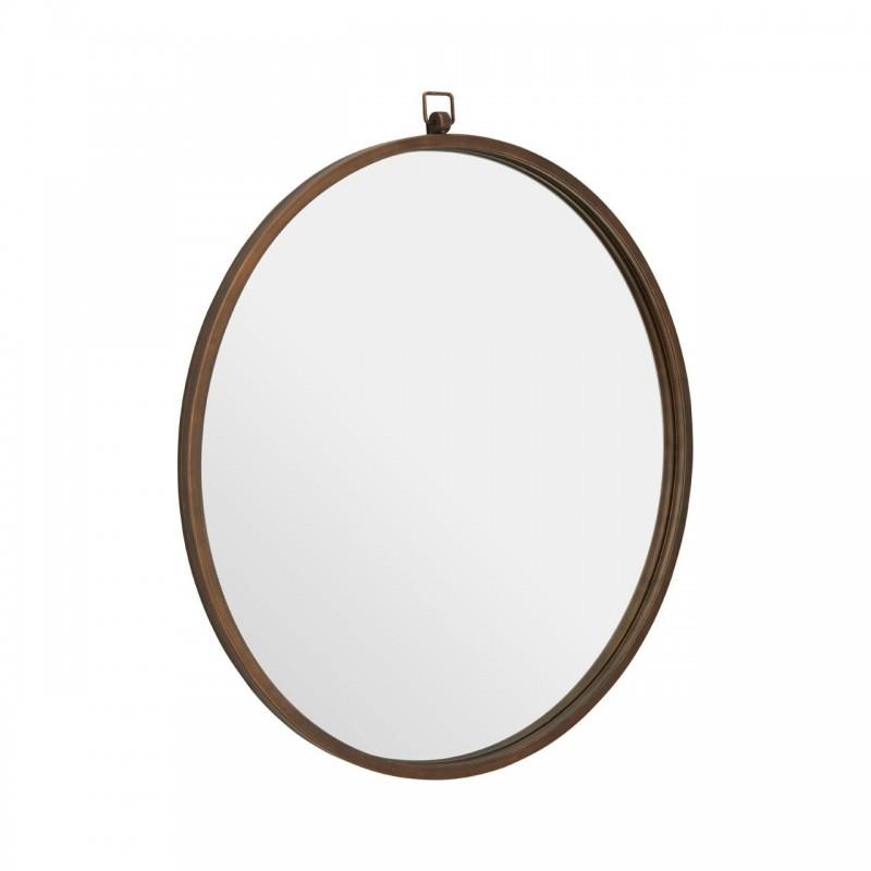 Jacen Round Wall Mirror