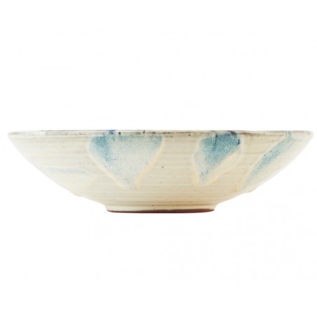 House Doctor Luca Bowl Blue White