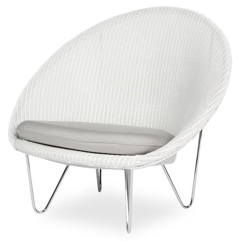 Vincent Sheppard Joe Cocoon Chair With Matt Base