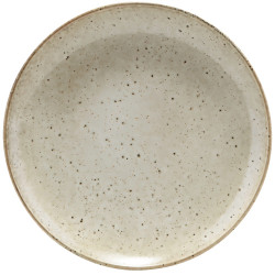 House Doctor Lake Lunch Plate in Grey