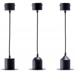 Emko Hat Pendant lamps Set Of Three