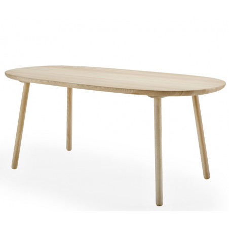 Emko Naive Dining Table Natural Ash 1800 CM