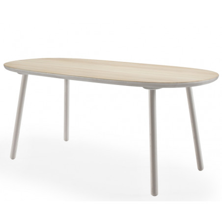 Emko Naive Dining Table Ash Grey 1800 CM