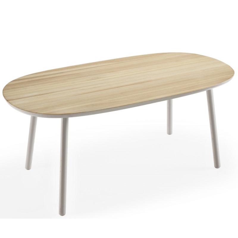 Emko Naive Dining Table Ash Grey 1800 CM