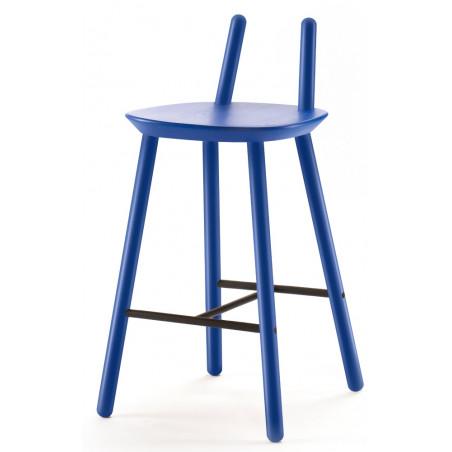 Emko Semi Bar Stool Blue