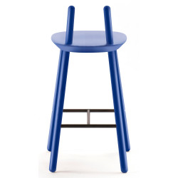 Emko Semi Bar Stool Blue