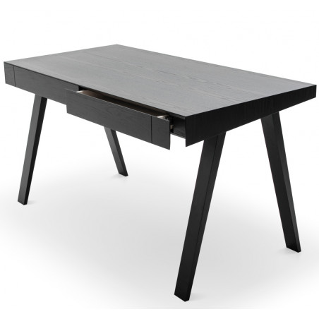 Emko 4.9 Desk in Black Ash