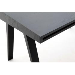 Emko 4.9 Desk in Black Ash