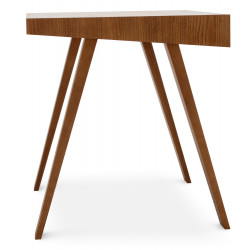Emko 4.9 Desk in Brown Ash