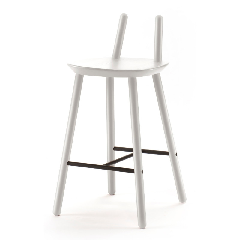 Emko Semi Bar Stool Grey