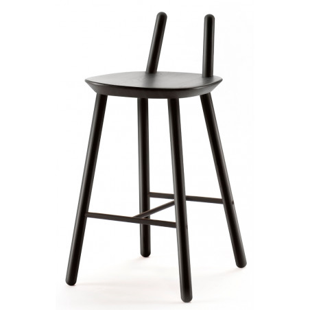 Emko Semi Bar Stool Black