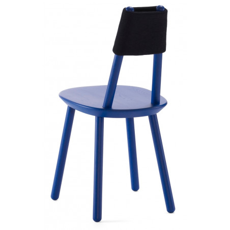 EMKO Naïve Wooden Chair -Blue