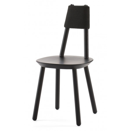 EMKO Naïve Wooden Chair -Black
