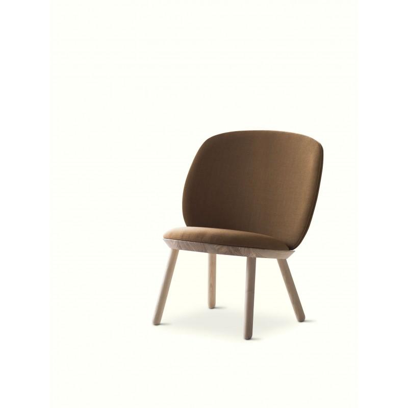 Emko Naïve Low Chair Ash Wood