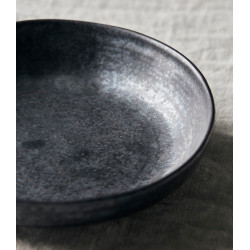 House Doctor Pion Bowl Black