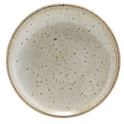 House Doctor Lake Cake Plate in Grey
