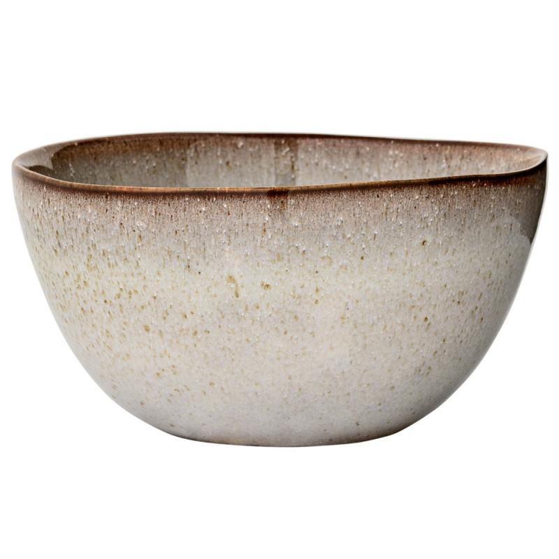 Bloomingville Sandrine Bowl Grey