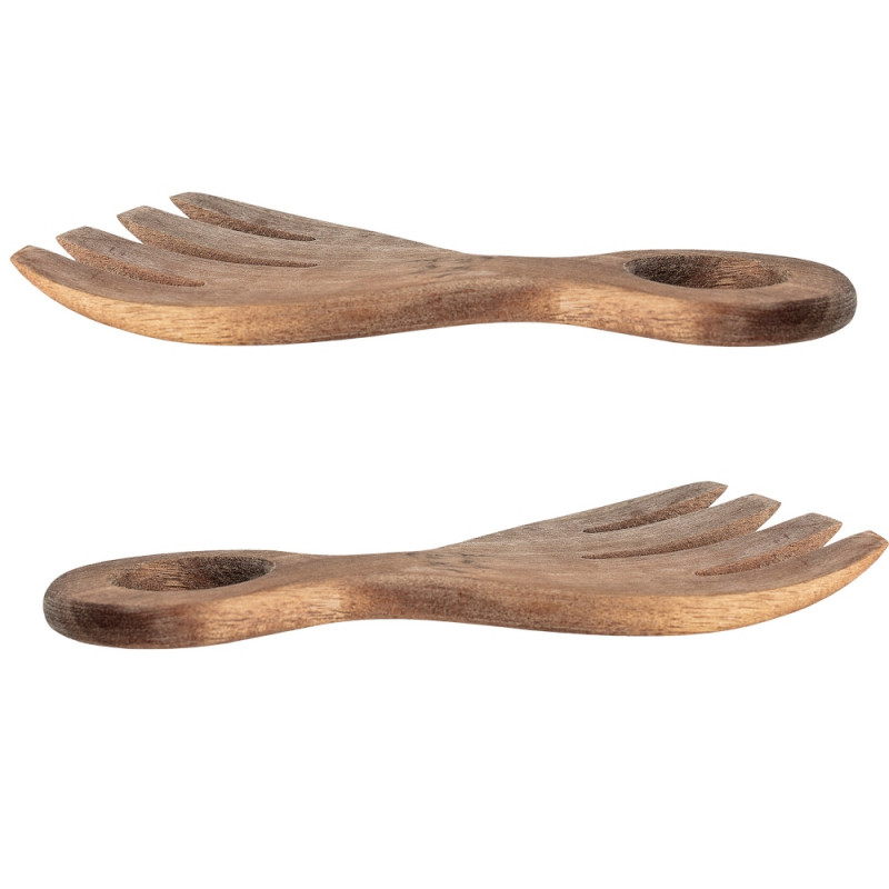 Bloomingville Acacia Salad Servers