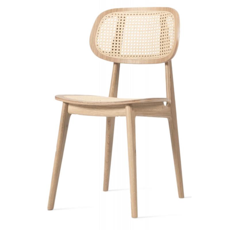 Vincent Sheppard Titus Dining Chair Natural Oak Varnish