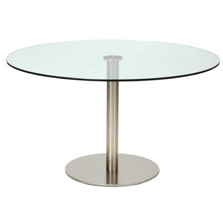 Tulip Table with mable top+ 4 DSR chairs