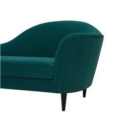 Liang & Eimil Allegro Sofa Kaster Green Lincoln Velvet