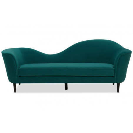 Allegro Sofa Kaster Green Lincoln Velvet