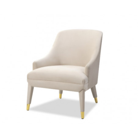 Liang & Eimil Sylvia Occasional Chair in Beige