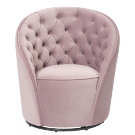 Ling & Eimil Chelsea Chair Kaster Lilac Velvet