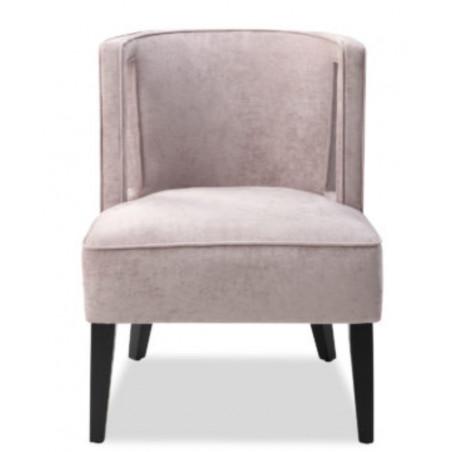 Liang & Eimil Cara Occasional Chair Lavender Velvet