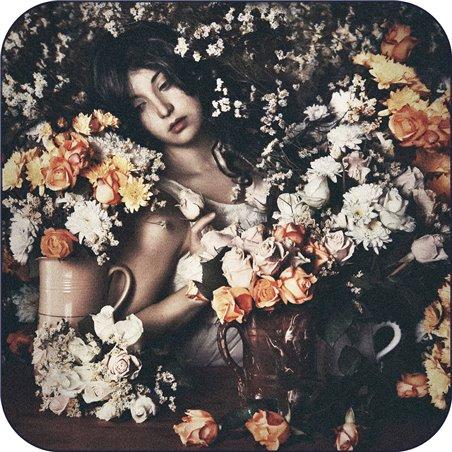 Mineheart Rose Garden Rug