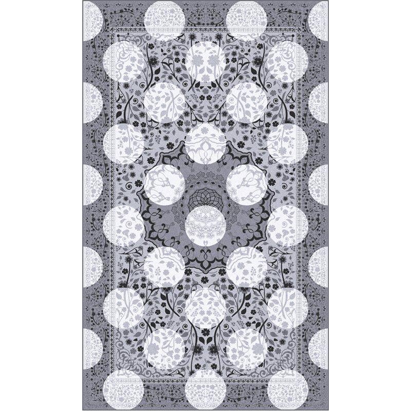 Monochrome Magic Rug