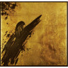 Liang & Eimil Gold leaf & Oil Paint On Canvas LE630