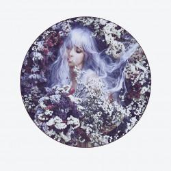 Mineheart Floral Fantasy Rug Viva Lagoon