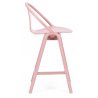 Ton Again Counter Stool in Bent Wood Pigment