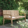 Kew 2 Seat Teak Sofa Set
