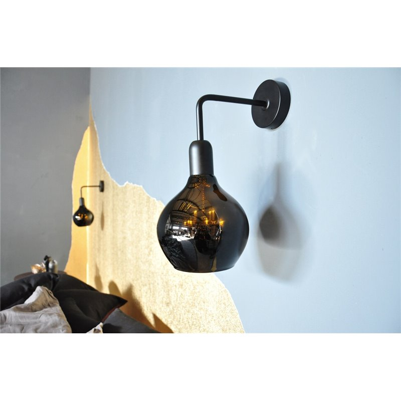 King Edison Ghost Wall Lamp