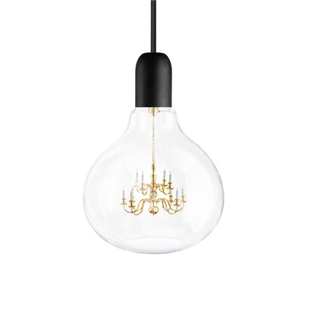 Black King Edison Pendant Lamp