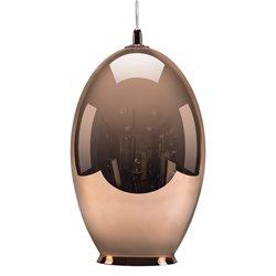 Vase Pendant Lamp - Mirror Copper