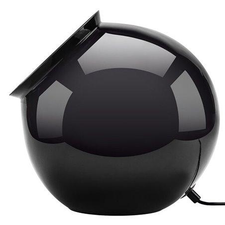 Cauldron Table Lamp - Gloss Black