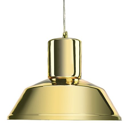 Factory Pendant Lamp - Mirror Gold