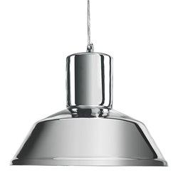 Factory Pendant Lamp - Mirror Silver
