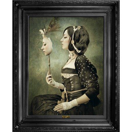 Mirror Mirror... Canvas Small