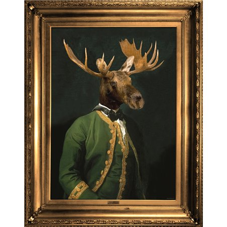 Lord Montague Canvas Small
