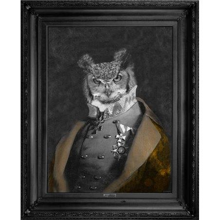 Grandfather Olaf - Gold Edition Canvas
