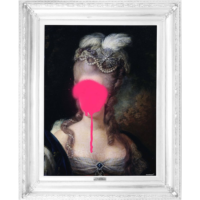 Madame Blush Canvas Small