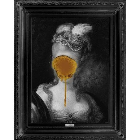Madame Blush - Gold Edition Canvas