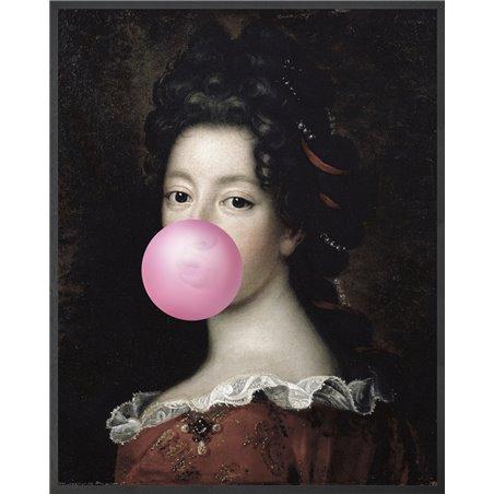 Bubblegum Portrait - 1