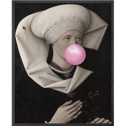 Bubblegum Portrait - 2