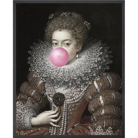 Bubblegum Portrait - 3